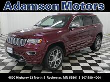 2019_Jeep_Grand Cherokee_Overland 4x4_ Rochester MN