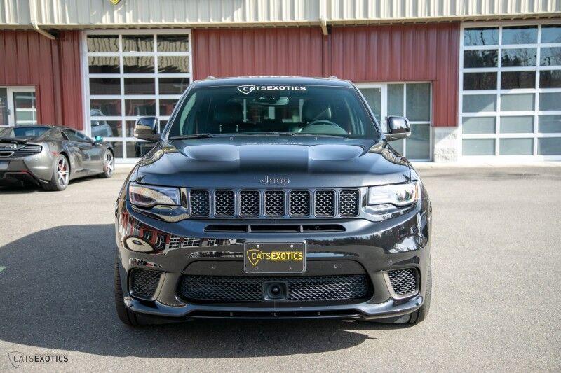 2019 Jeep Grand Cherokee Trackhawk Seattle WA