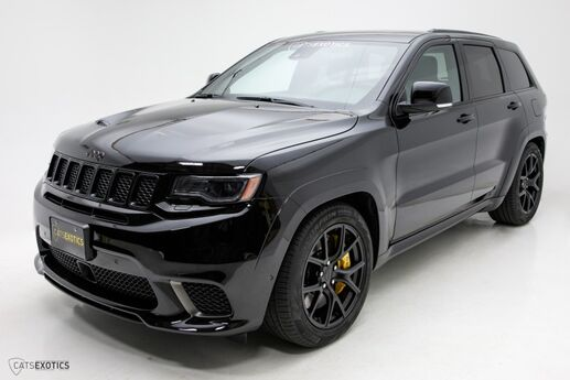 2019 Jeep Grand Cherokee Trackhawk Seattle WA
