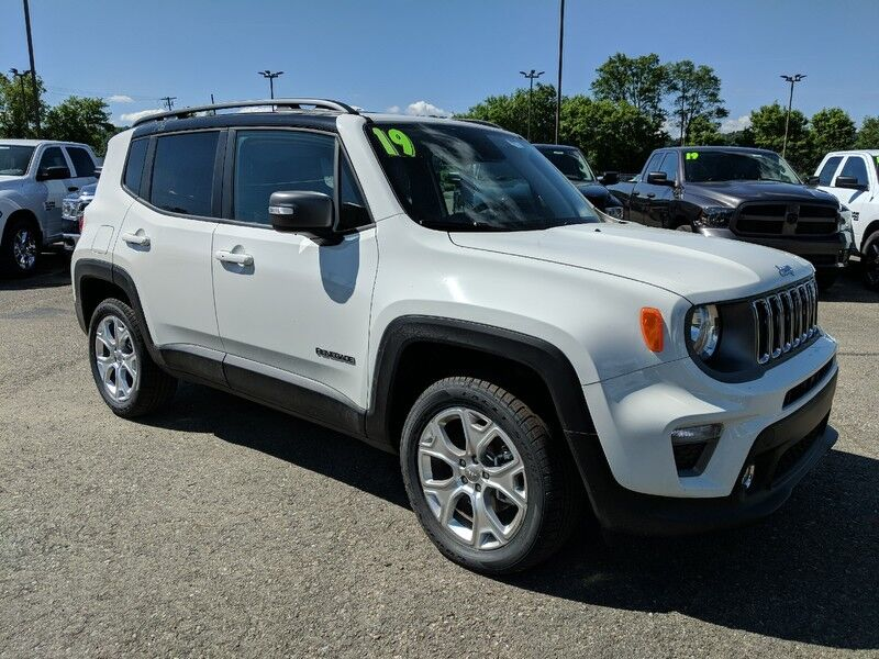Jeep Renegade Limited >> 2019 Jeep Renegade Limited