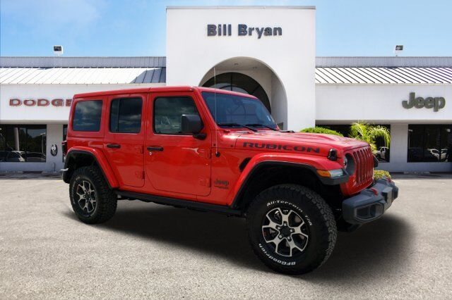 2019 Jeep Wrangler Unlimited  Leesburg FL