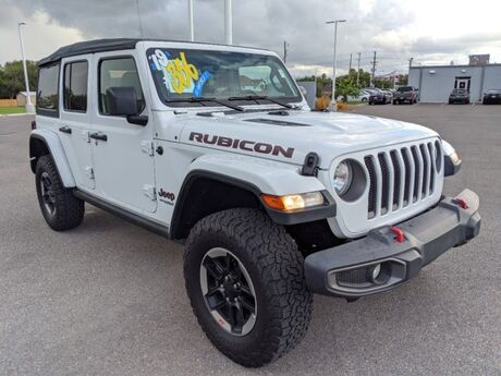 2019 Jeep Wrangler Unlimited Rubicon Mission TX