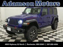 2019_Jeep_Wrangler Unlimited_Rubicon_ Rochester MN