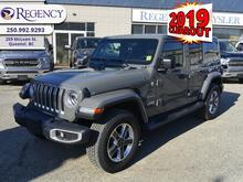 2019_Jeep_Wrangler Unlimited_Sahara  -  Android Auto_ Quesnel BC