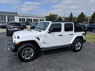 2019 Jeep Wrangler Unlimited Sahara Bloomington IN