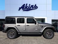 2019 Jeep Wrangler Unlimited Sahara Winder GA