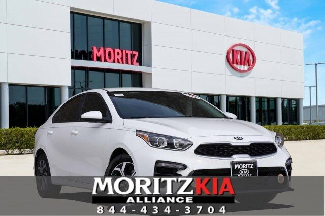 2019 Kia Forte LXS Fort Worth TX