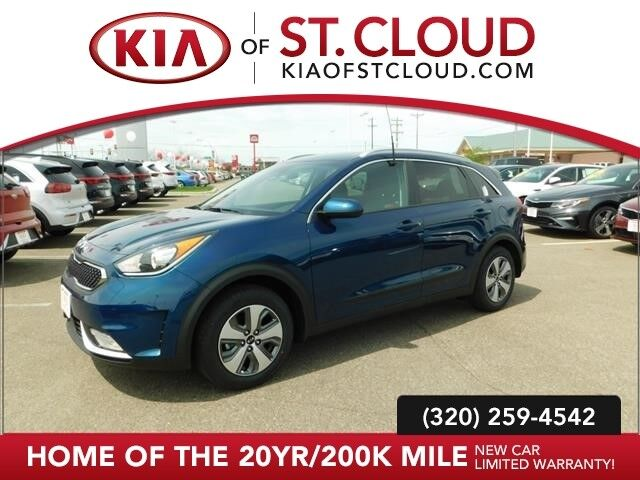 2019 Kia Niro Lx For St Cloud Mn Minneapolis Waite Park Stock K5253955