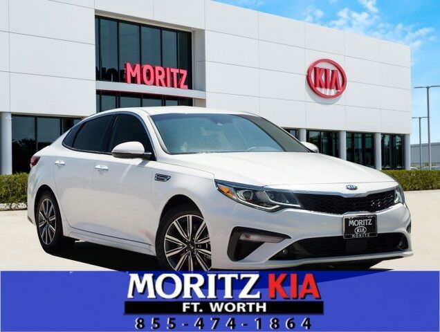 2019 Kia Optima EX Fort Worth TX