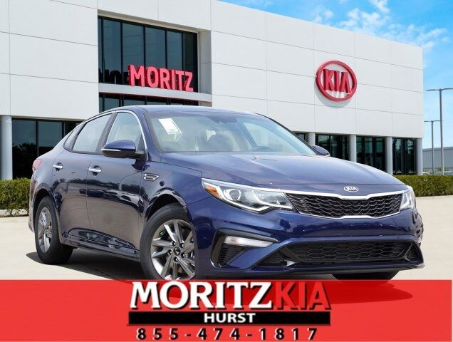 2019 Kia Optima LX Hurst TX