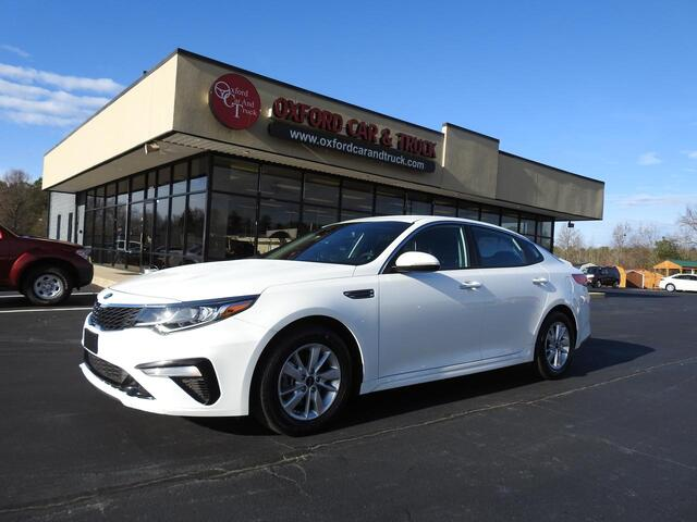 2019 Kia Optima LX Oxford NC