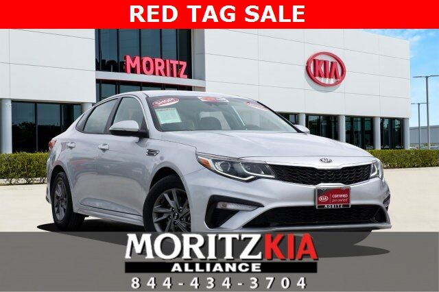 2019 Kia Optima S Fort Worth TX