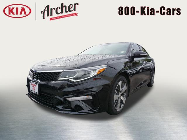 2019 Kia Optima S Houston TX