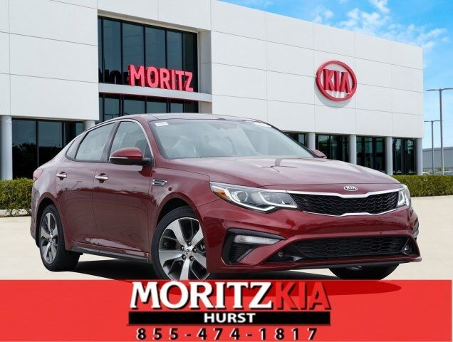 2019 Kia Optima S Hurst TX