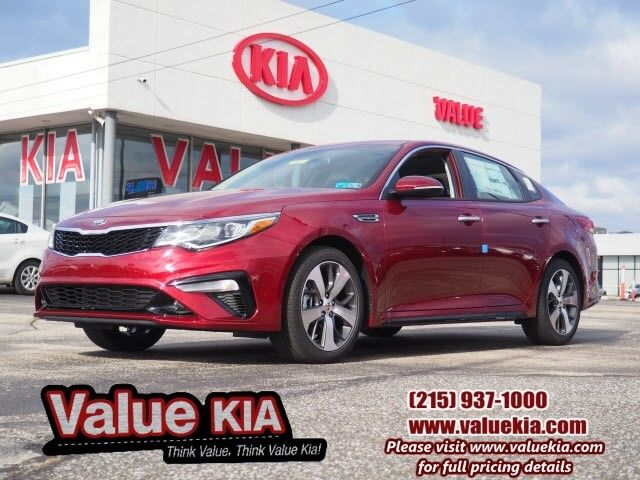 Value Kia Philadelphia >> 2019 Kia Optima S Philadelphia Pa 27181420