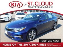 2019_Kia_Optima_S_ St. Cloud MN