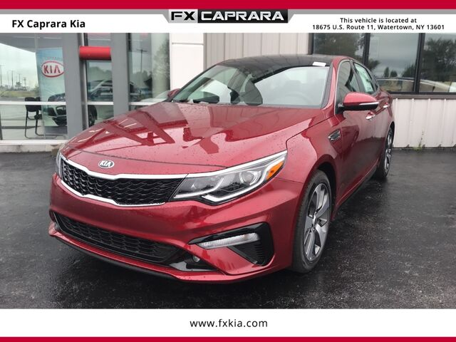 2019 Kia Optima S Watertown NY