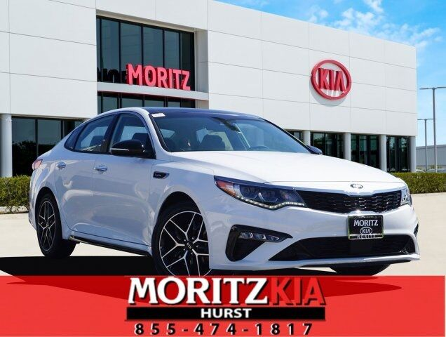 2019 Kia Optima SX Hurst TX
