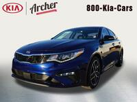Kia Optima SX Turbo 2019