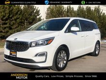 2019_Kia_Sedona_EX_ Salt Lake City UT