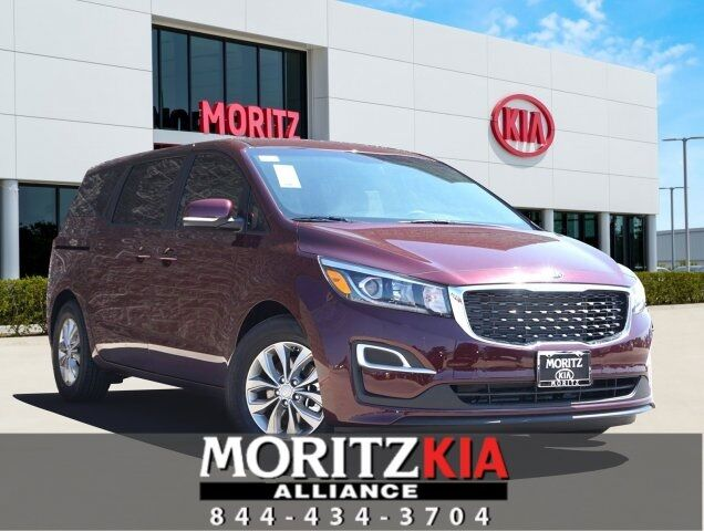2019 Kia Sedona LX Fort Worth TX