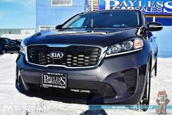 2019_Kia_Sorento_LX / AWD / 3.3L V6 / Power Driver's Seat / Bluetooth / Back-Up Camera / Cruise Control / 3rd Row / Seats 7 / Block Heater / 25 MPG / 1-Owner_ Anchorage AK