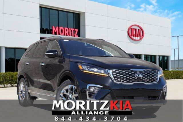 2019 Kia Sorento SX Limited V6 Fort Worth TX