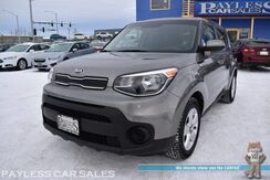 2019_Kia_Soul_/ Automatic / Bluetooth / Back Up Camera / Power Mirrors Windows & Locks / Cruise Control / Air Conditioning / USB & AUX Jacks / Aluminum Wheels / 1-Owner_ Anchorage AK
