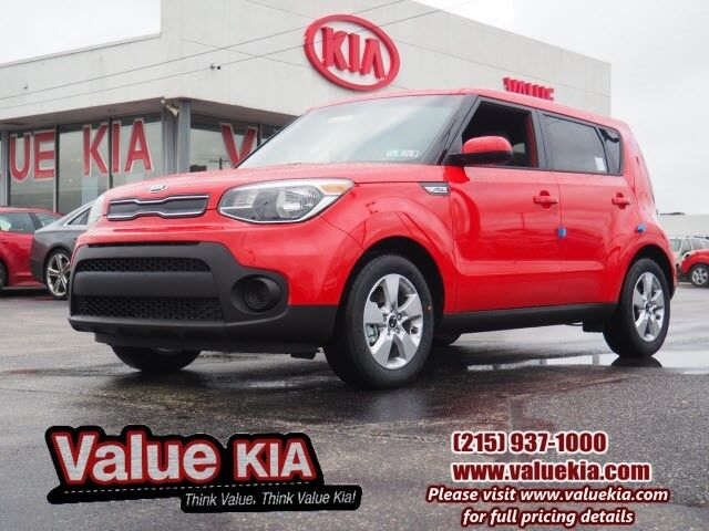 Value Kia Philadelphia >> 2019 Kia Soul Base Philadelphia Pa 27802745