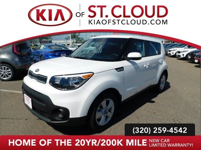 Superb 2019 Kia Soul Base St. Cloud MN ...