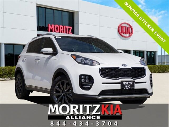 2019 Kia Sportage EX Fort Worth TX