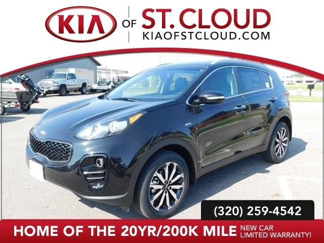 Perfect 2019 Kia Sportage EX St. Cloud MN ...