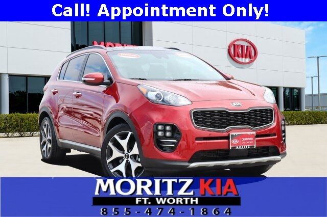 2019 Kia Sportage SX Fort Worth TX