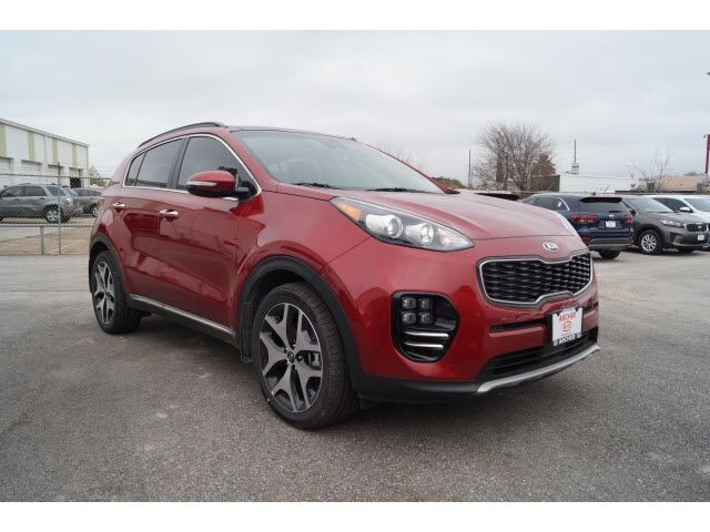 2019 Kia Sportage SX Turbo Houston TX