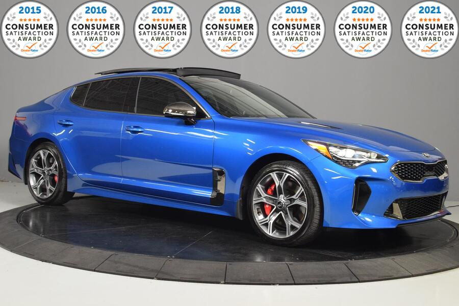 2019_Kia_Stinger_GT2_ Glendale Heights IL