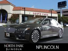 2019 LINCOLN Continental Black Label San Antonio TX