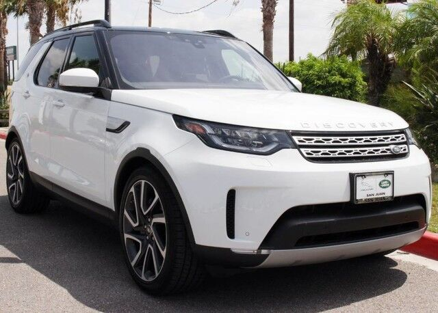 2019 Land Rover Discovery HSE Luxury San Juan TX