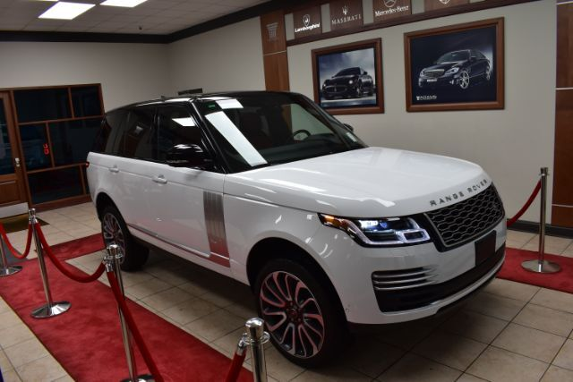 Range Rover Autobiography >> 2019 Land Rover Range Rover Supercharged Autobiography With Red Rosso Interior
