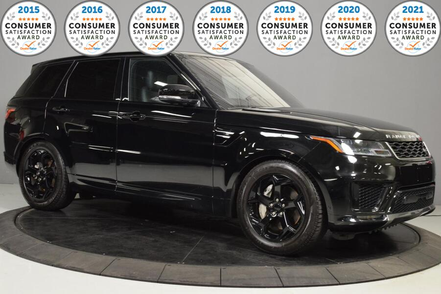 2019_Land Rover_Range Rover Sport_HSE_ Glendale Heights IL