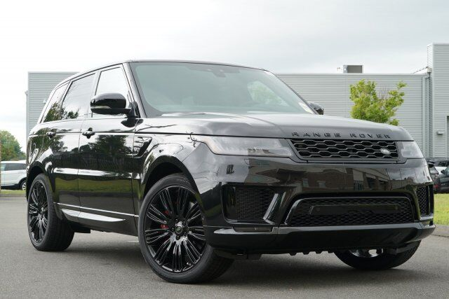 2019 Land Rover Range Rover Sport V8 Supercharged Dynamic Fairfield CT