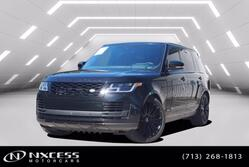 Land Rover Range Rover Supercharged V8 LWB Loaded  2019