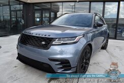 2019_Land Rover_Range Rover Velar_R-Dynamic SE 380 / AWD / Heated & Cooled Leather Seats / Heated Steering Wheel / Navigation / Sunroof / Meridian Speakers / Drive Pkg / HUD / Park Assist / Adaptive Cruise / Blind Spot & Collision Alert / 1-Owner_ Anchorage AK