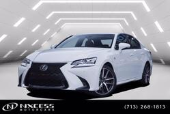 Lexus GS GS 350 F SPORT Extra Clean Factory Warranty! 2019