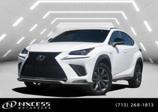 2019_Lexus_NX300 F Sport_NX 300 F SPORT Premium Synthetic Factory Warranty._ Houston TX
