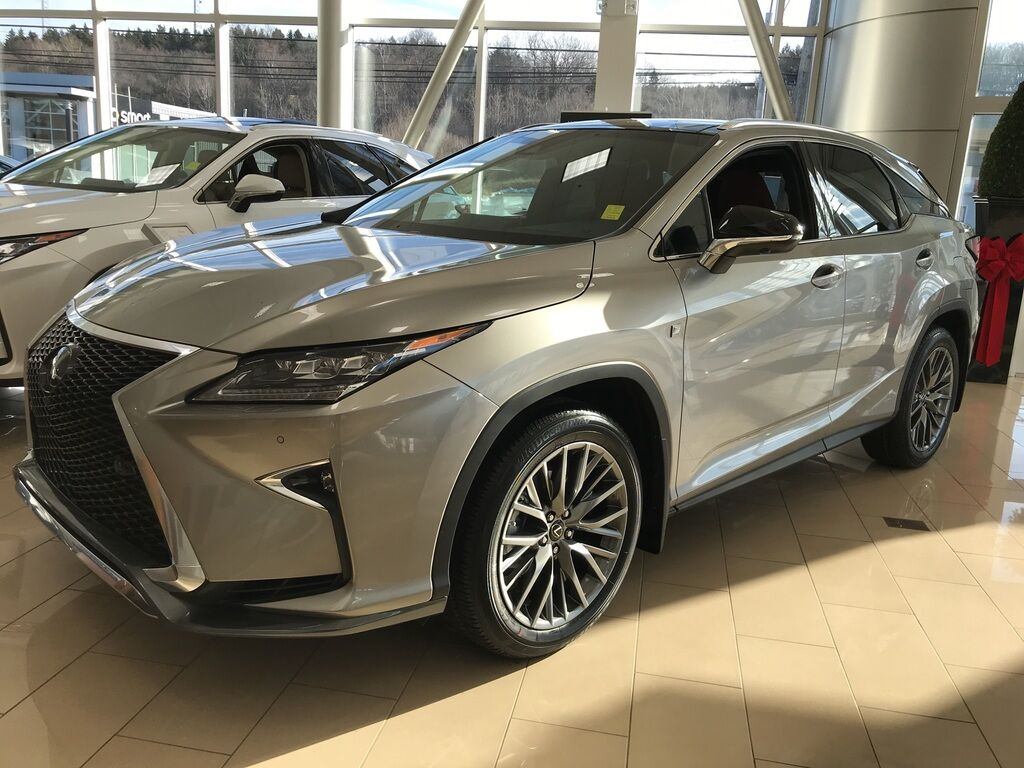2019 Lexus RX 350 Fsport Series 3 Saint John NB 27644917