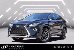 Lexus RX RX 350 F SPORT 2019