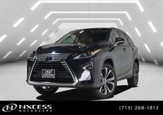 Lexus RX RX 350 LWB 3rd Row Seating Navigation Luxury Factory Warranty. 2019
