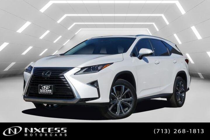2019 Lexus RX RX 350L Premium Navigation Roof Backup Camera Warranty. Houston TX