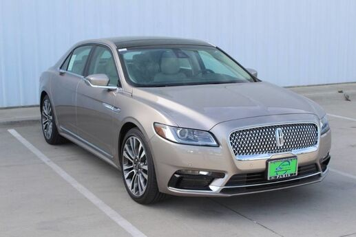 2019 Lincoln Continental Select  TX