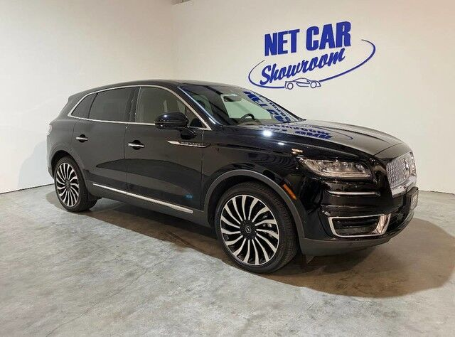 2019 Lincoln Nautilus Black Label Houston TX